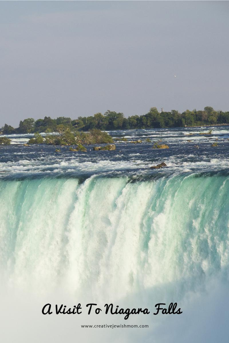 Niagara Falls Traveling With Kids