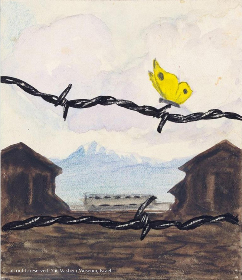 Why Is The Butterfly A Symbol Of The Holocaust Creative Jewish Mom