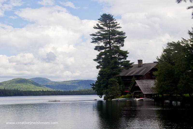 Adirondacks Racquette Lake Sagamore