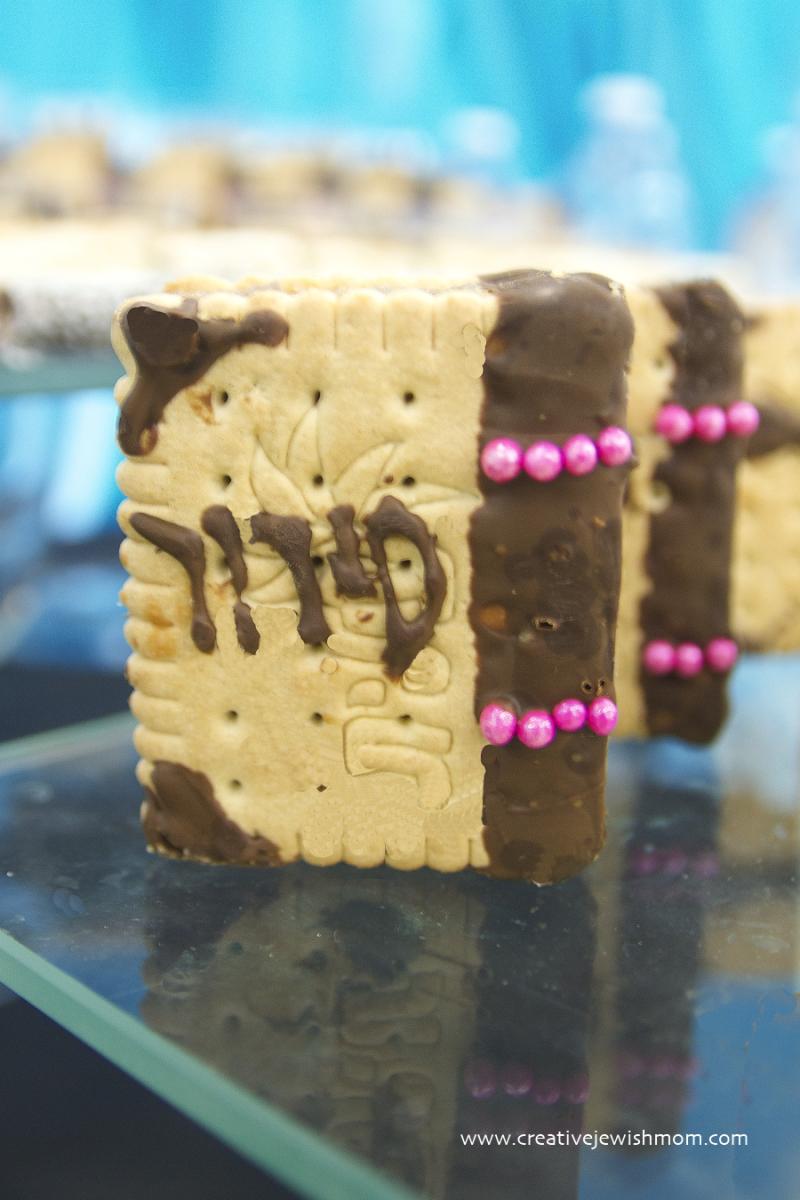 Siddur Party Sandwich Cookies