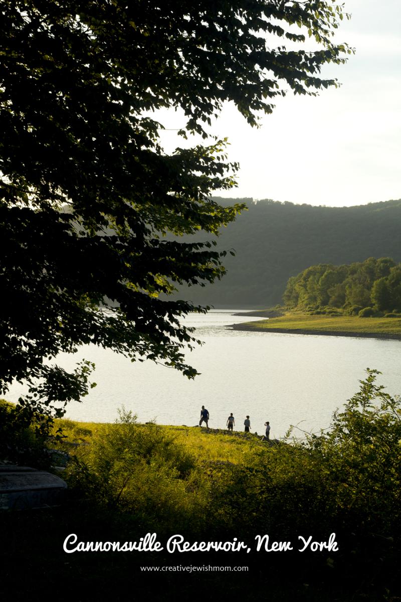 Cannonsville reservoir visit