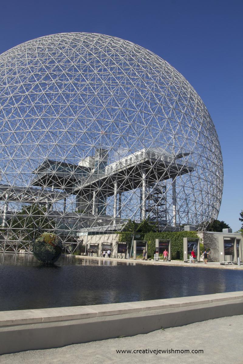 Montreal Biosphere environment museum