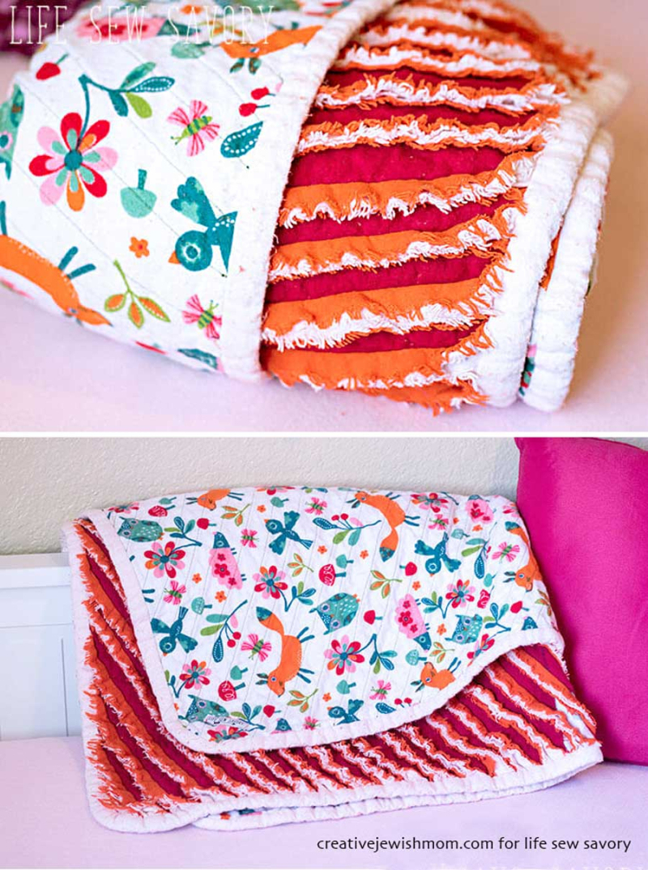 DIY-Faux-Chenelle-Blanket