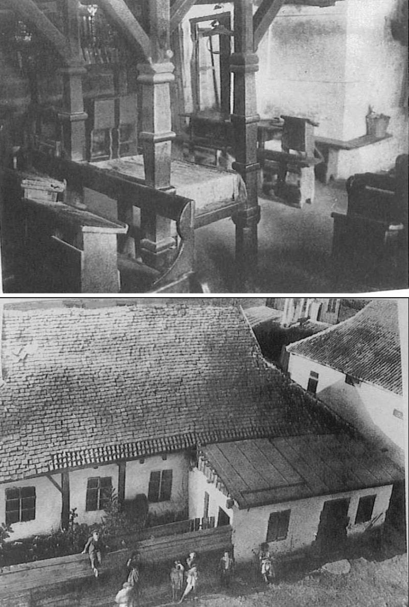 Baal Shem Tov Shul 1915