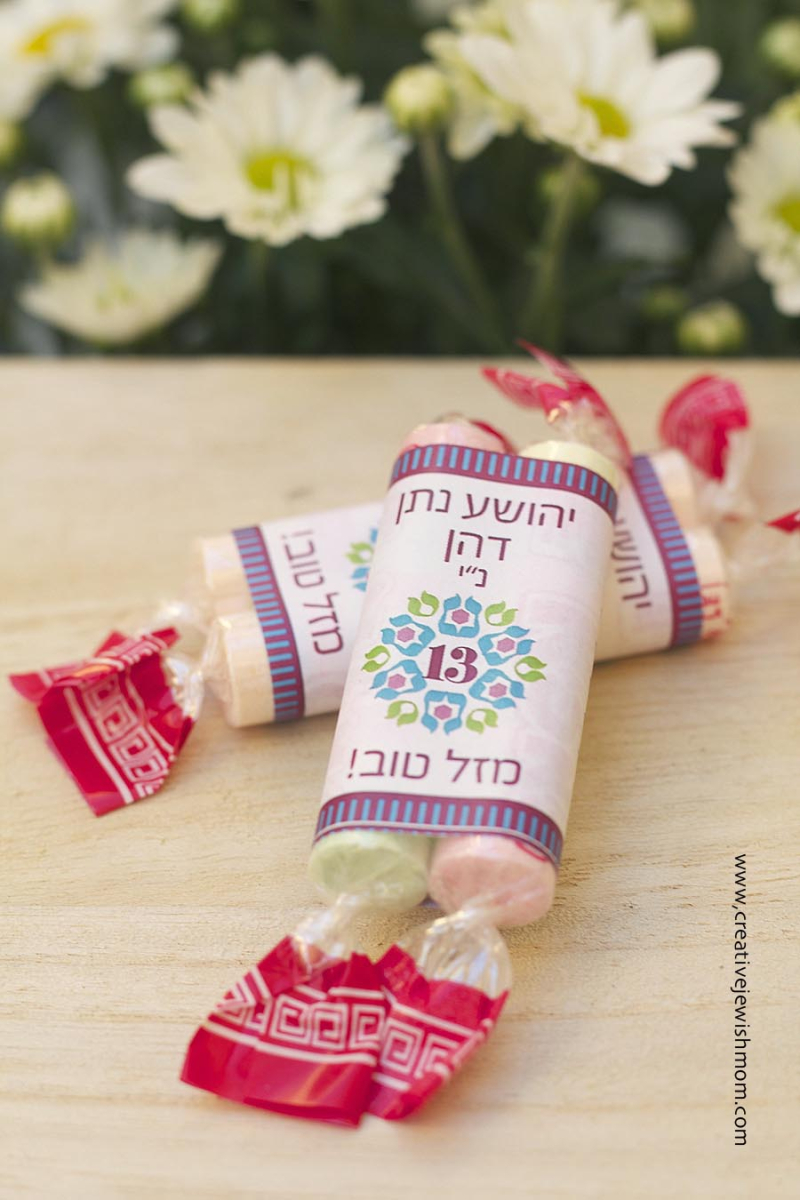 Sefer Torah Candy for Shavuos