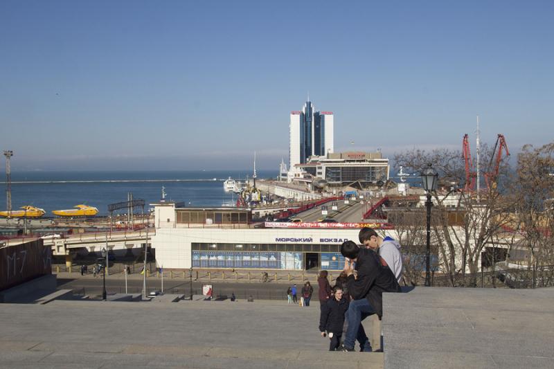 Odessa Tourist Information Building