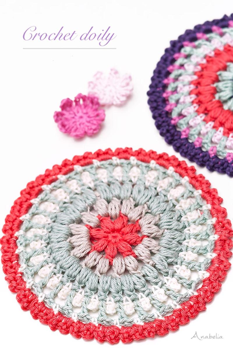 Crochet-Doily-Mandala