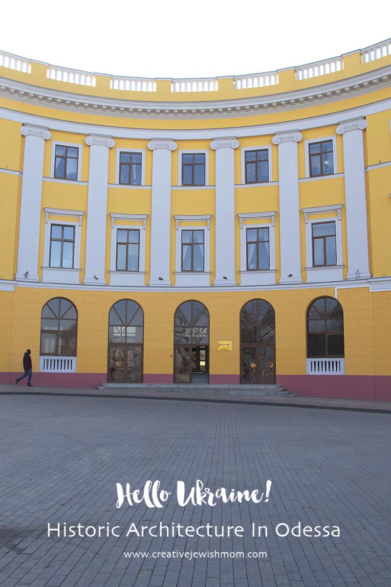 Primorsky Boulivard Odessa