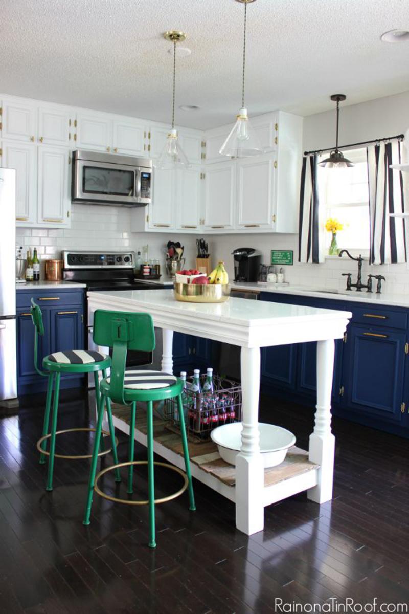 Dark-blue-lower-kitchen-cabinets