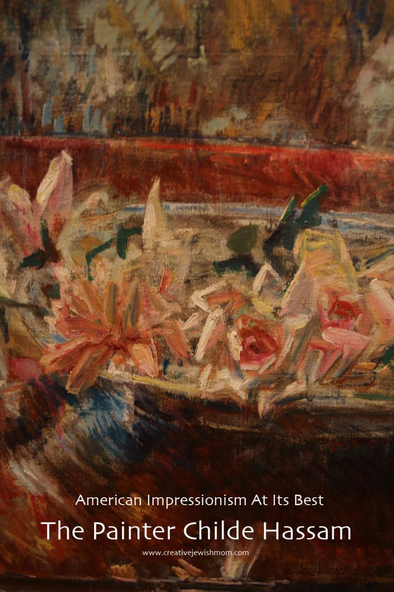 American Impressionist Childe Hassam