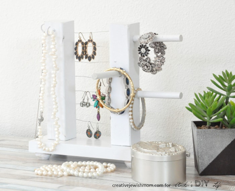 DIY-table-top-jewelry-holder
