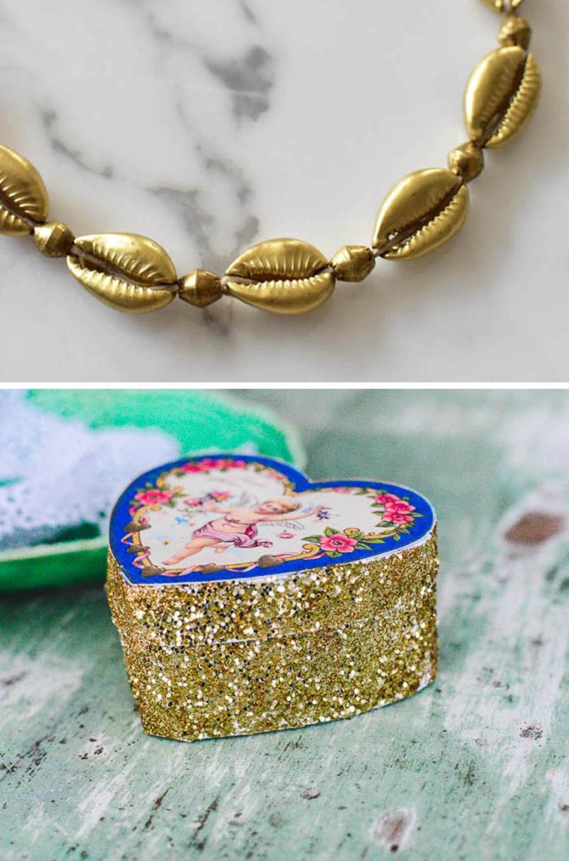 DIY-gold-glitter-heart-box