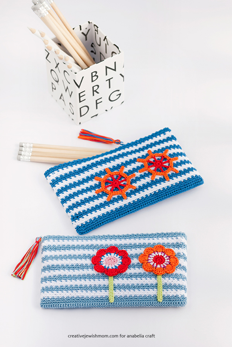 Crochet-pencil-cases-mercerized-cotton