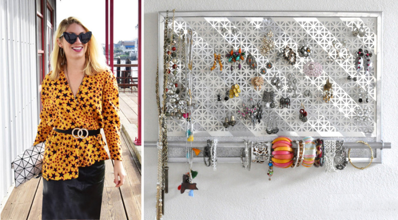 DIY-jewelry-organizer-wall