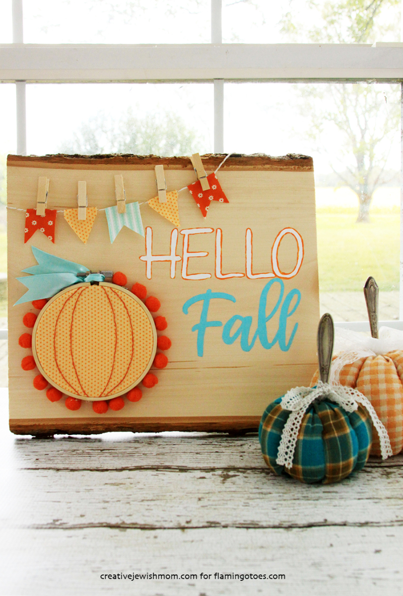 Hello-Fall-Wooden-Entryway-Sign