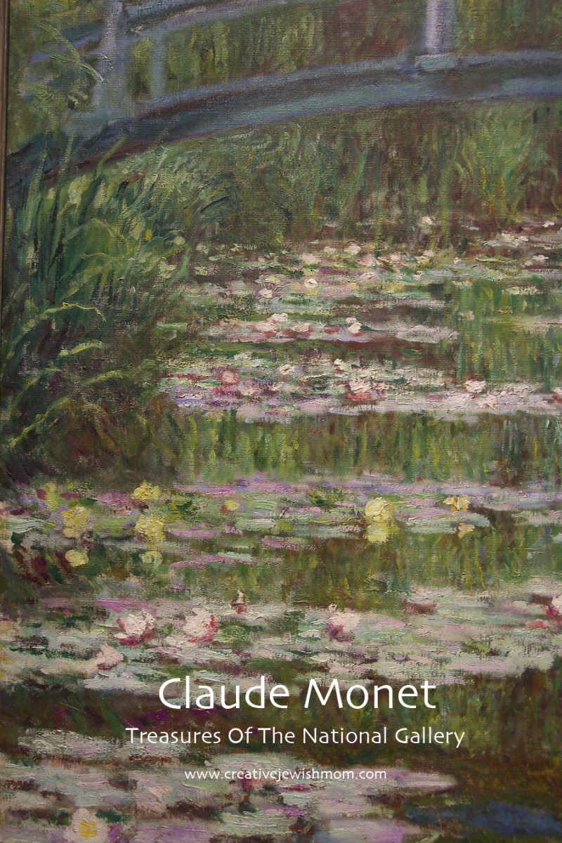 Claude Monet National Gallery Water Lilies