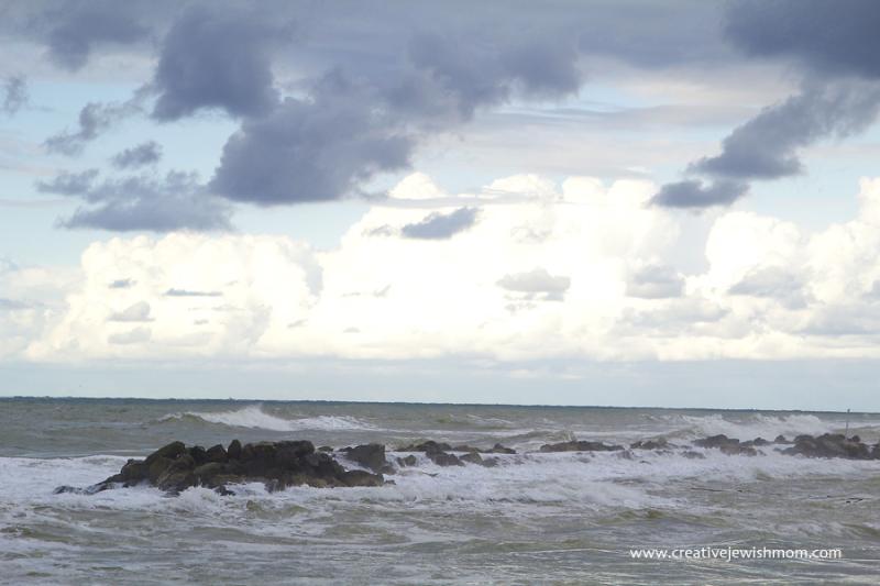 Ocean-israel-winter