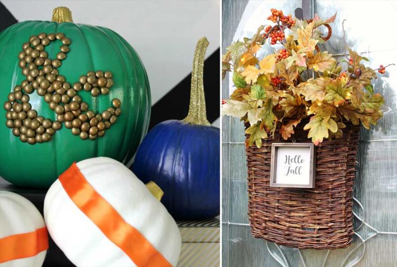 Ampersand-tacks-pumpkins DIY-Fall-Basket-Wreath-with-Lights