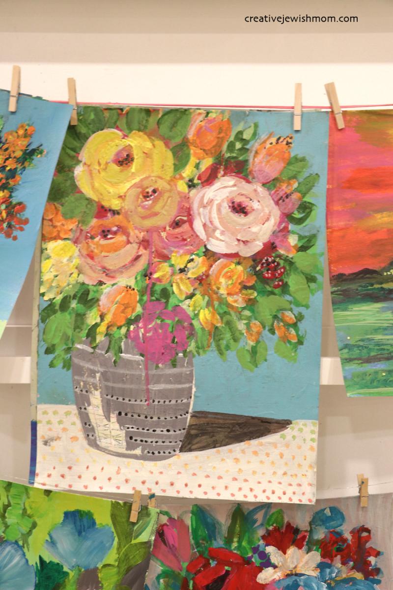Flowers-in-vase-for-beginners