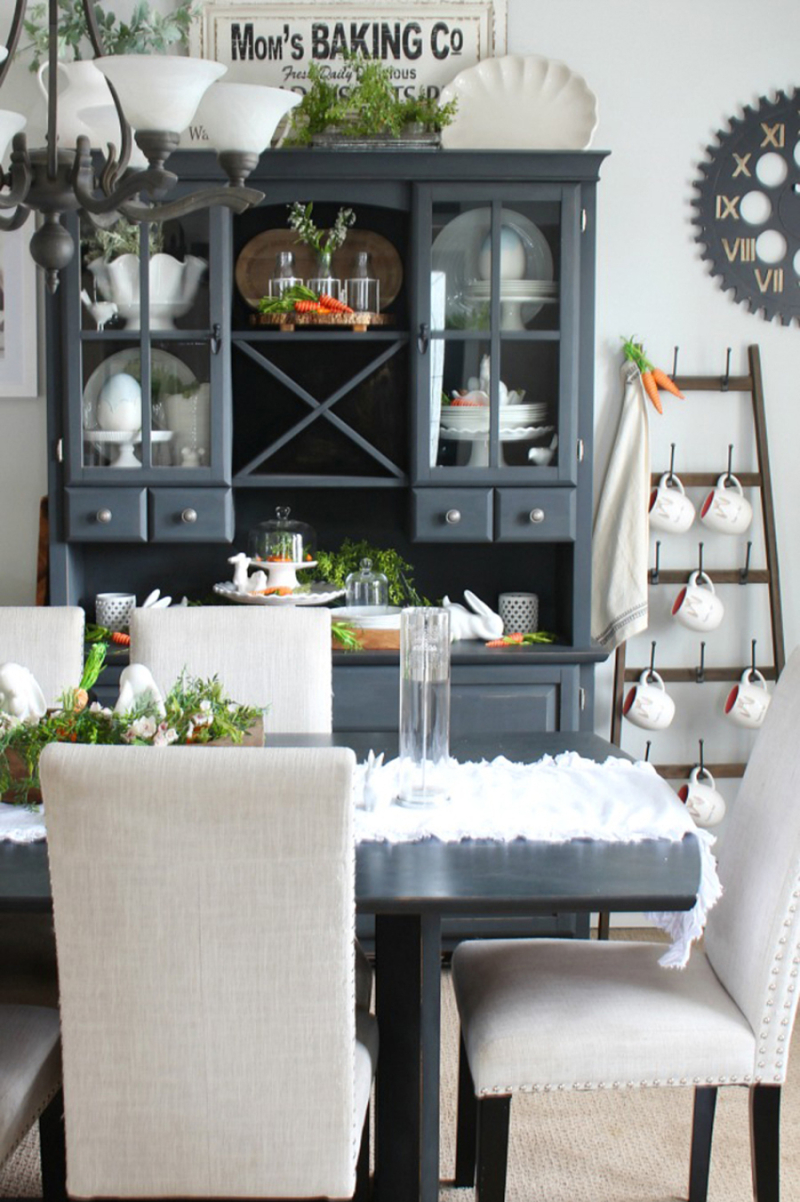 Spring-dining-room-decor