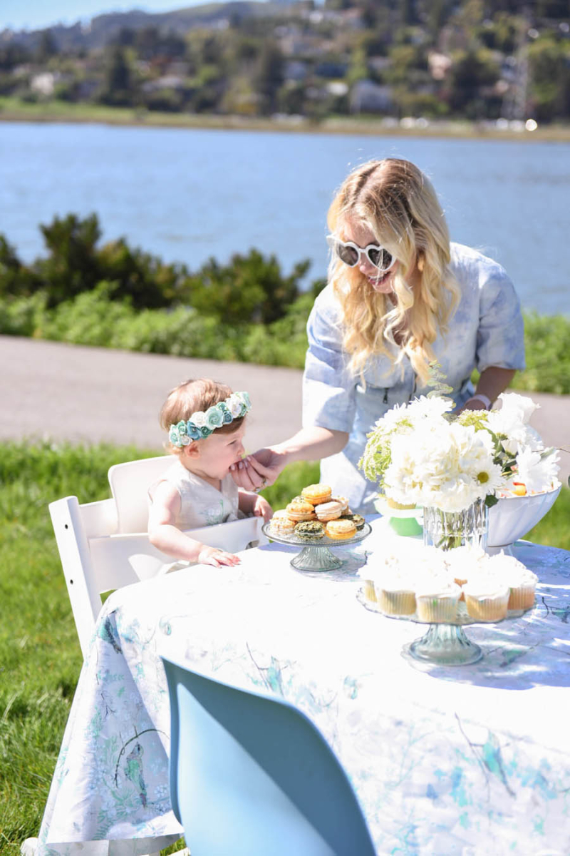 Marinas-First-Spring-Garden-Birthday-Party-easter-party-ideas-baby-first-birthday-blue-and-green-party-5