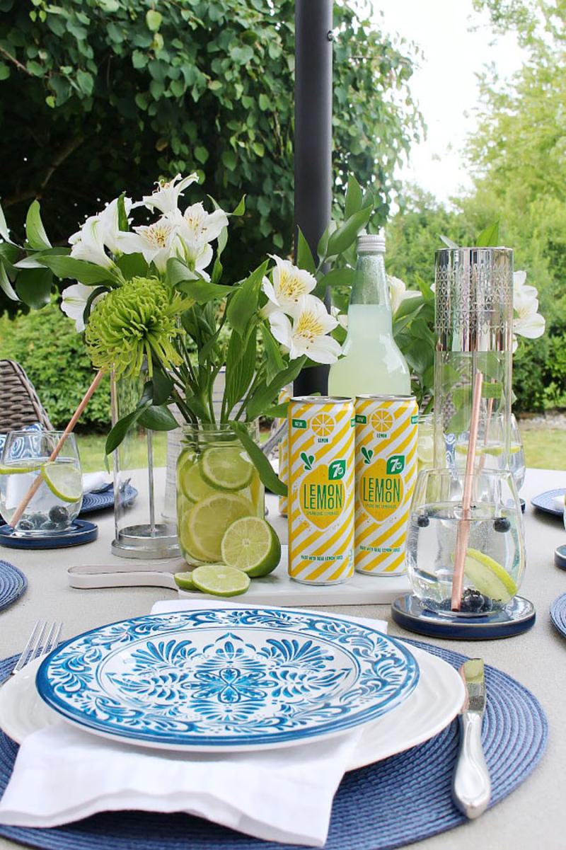 Simple-summer-citrus-vase