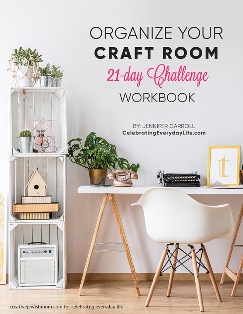 Organize-Craft-Room-21-day-Workbook