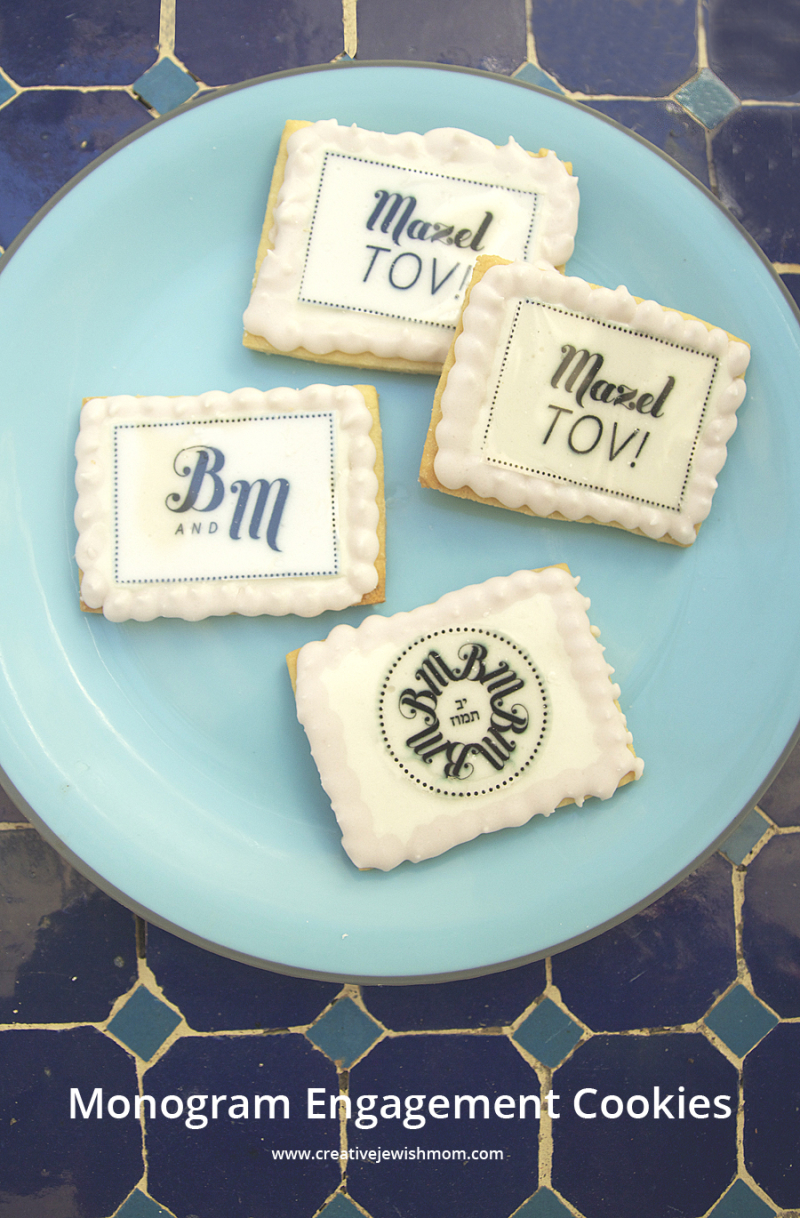Printable-icing-sheet-monogram-cookie