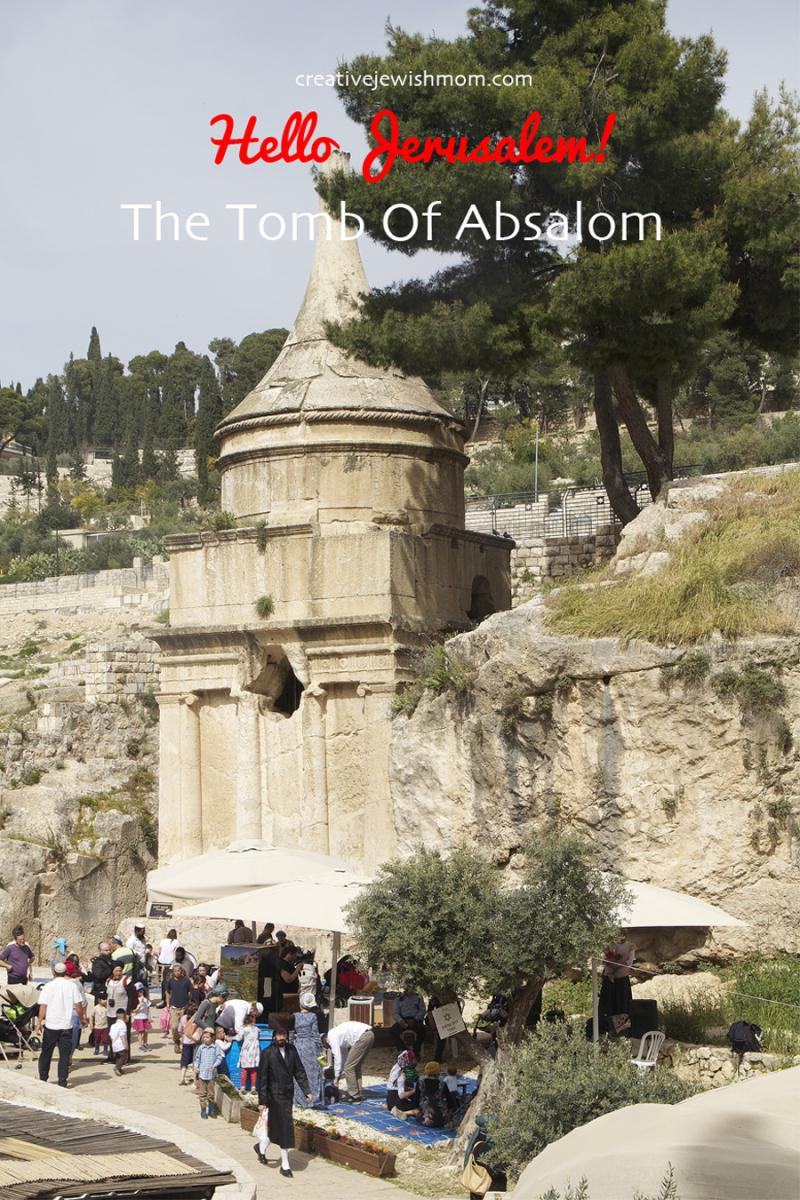 Absalom's-Tomb-Jerusalem