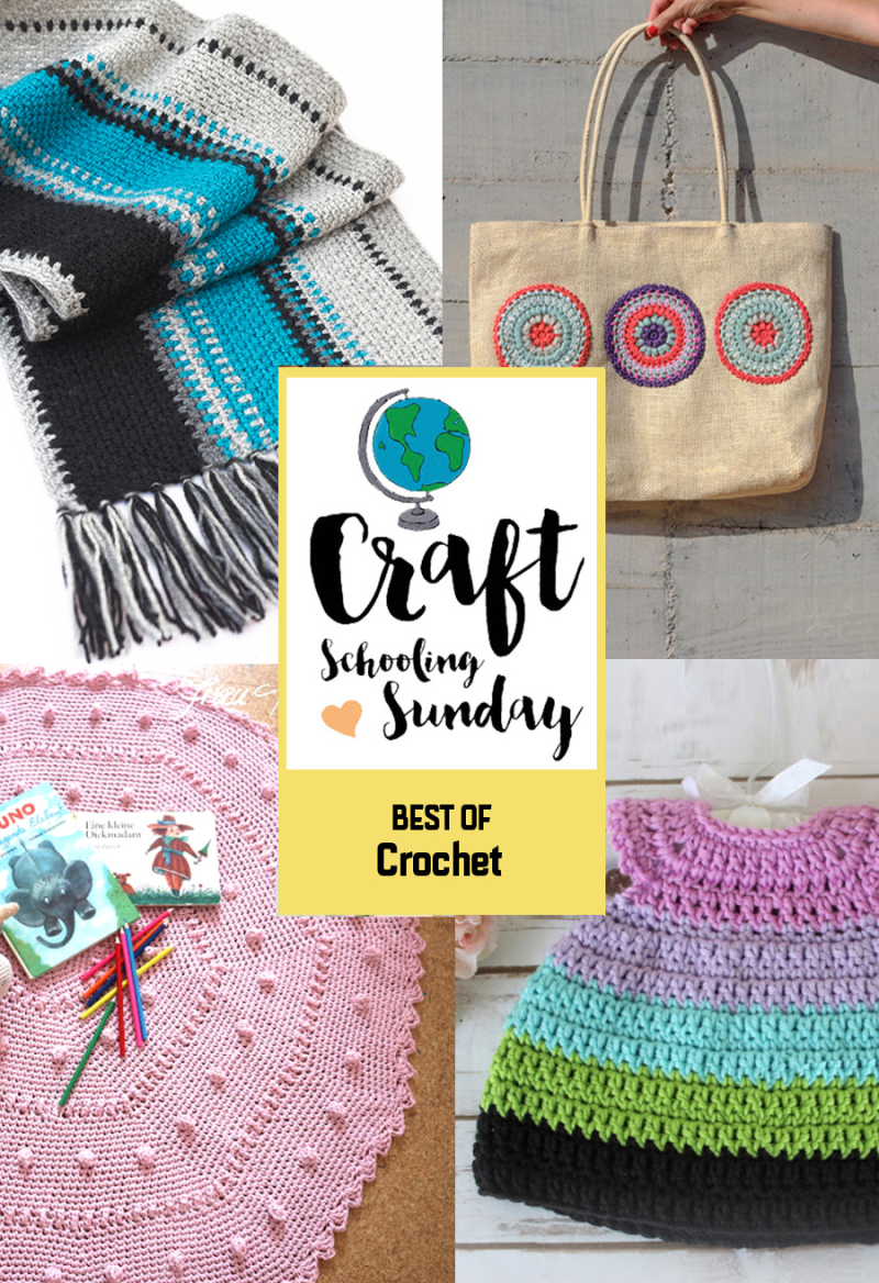 CSS Sunday collageBest ofcrochet3