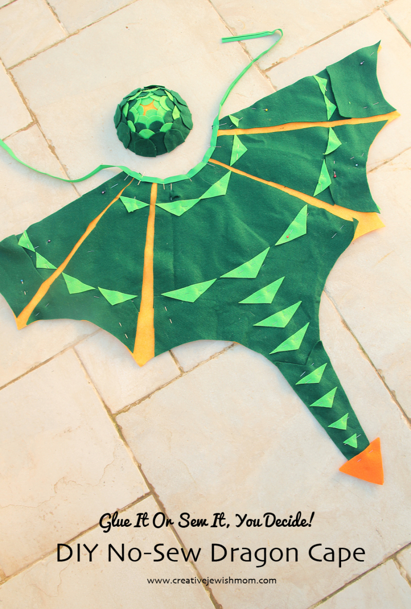 DIY-No-Sew-Dragon-Cape