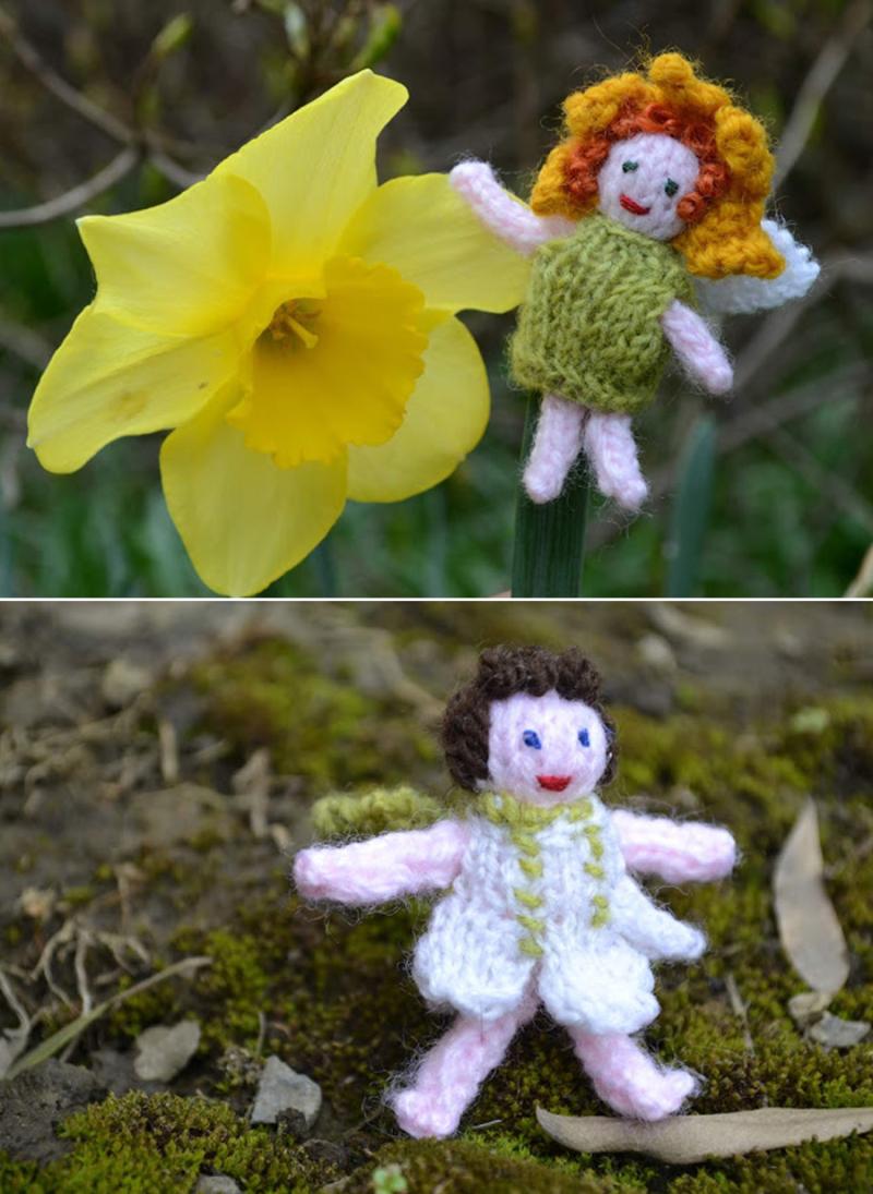 DIY-knit-fairies