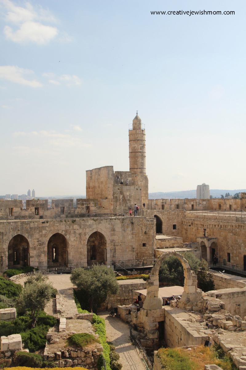 Tower Of David Museum Minaret