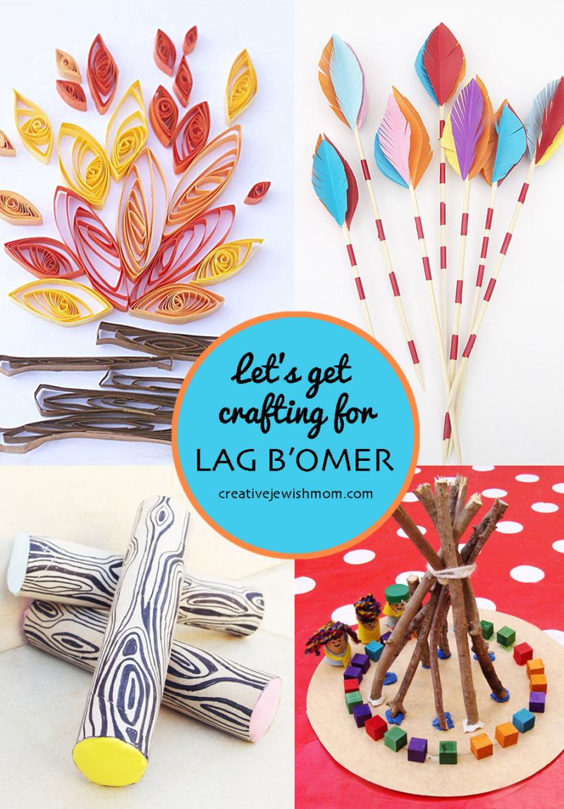 Lag-B'omer-crafts-simple