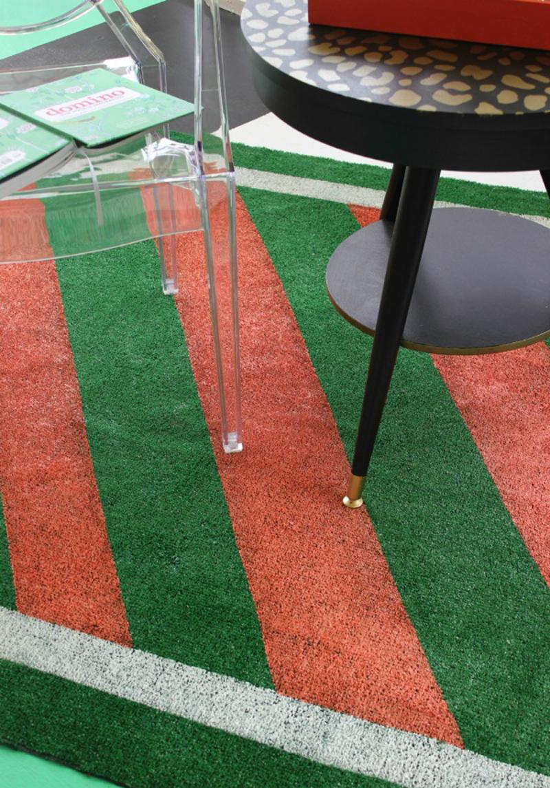 DIY-painted-astro-turf-rug