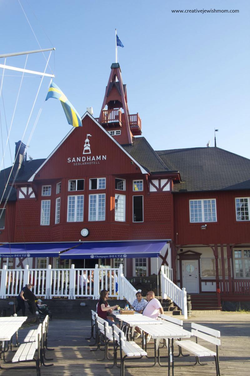 Sandhamn-Sweden-Seglar-Hotel