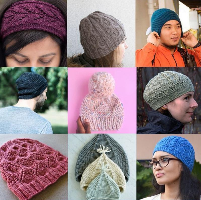 Free-Knit-Hat-Patterns
