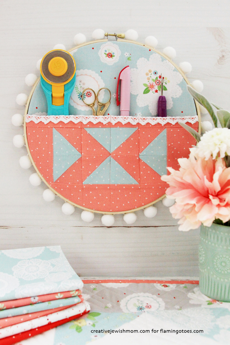Embroidery-Hoop-Sewing-Organizer