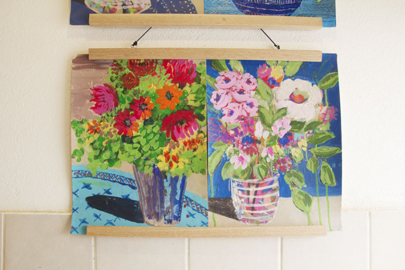 Floral-paintings-in-succah