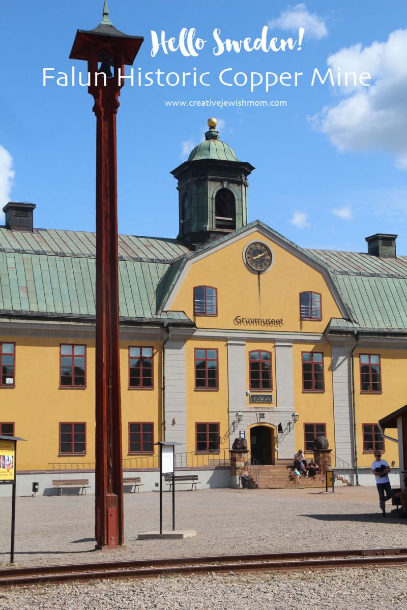 Sweden-Falun-Historic-Copper-Mine-Site