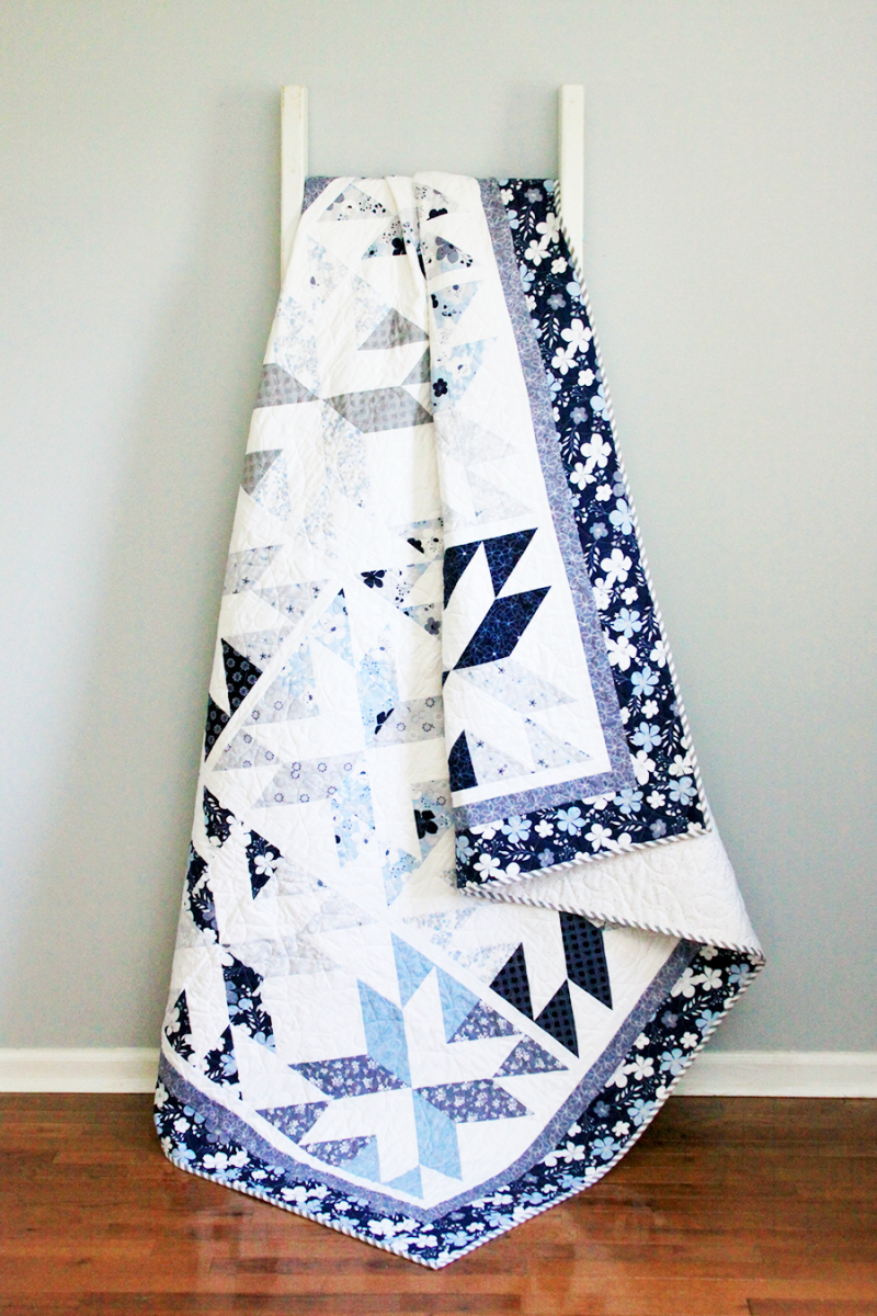 Stacking-Stars-Quilt-Pattern