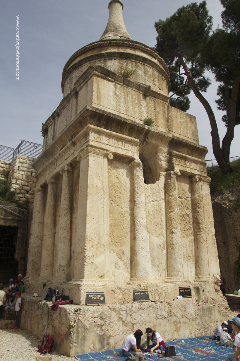 Tomb-of-Avshalom-Jerusalem
