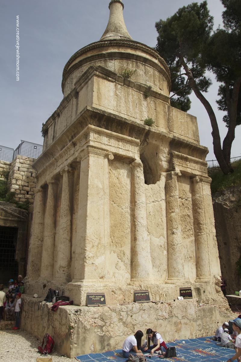 Tomb-of-Avshalom-Jerusalem
