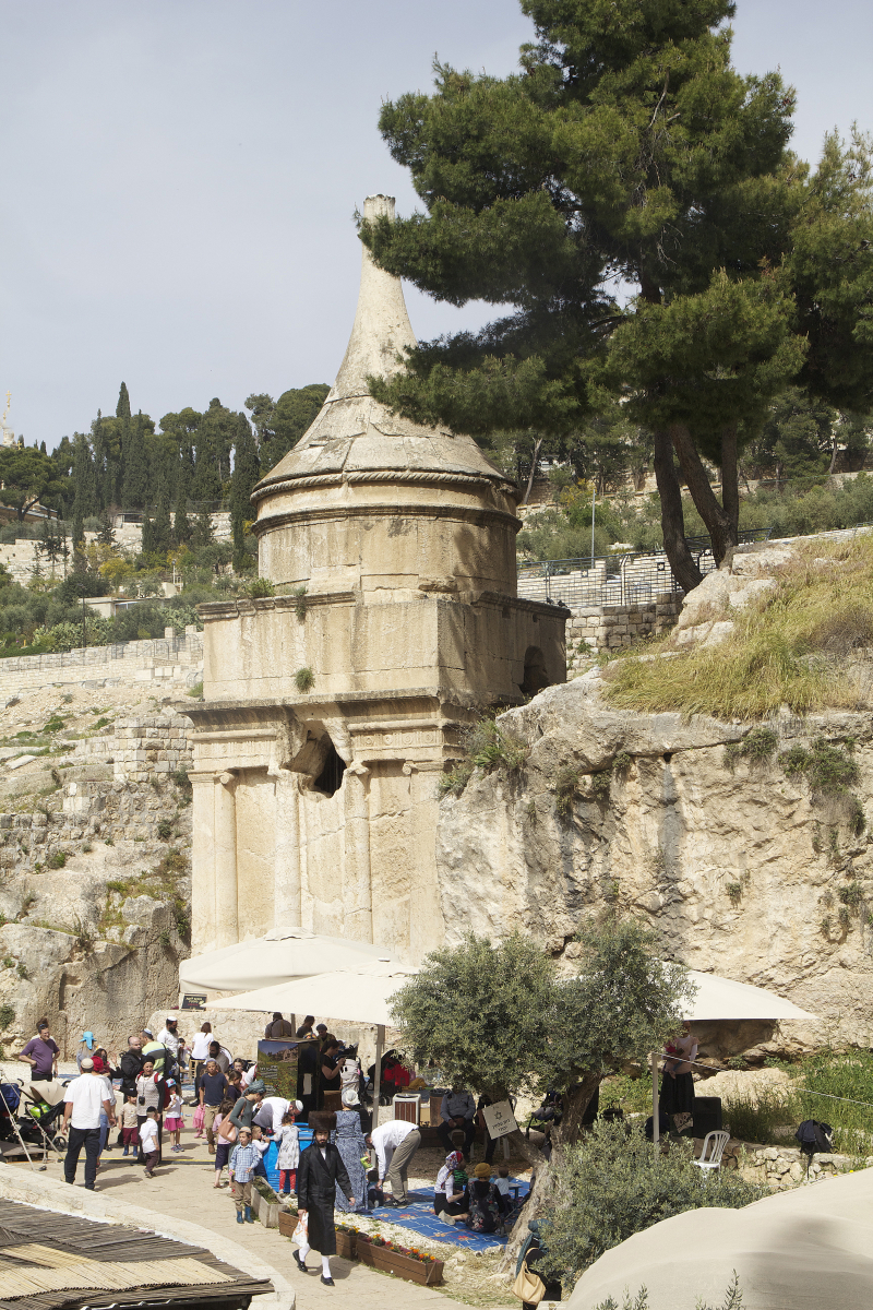 The-Tomb-Of-Absalom-Jerusalem