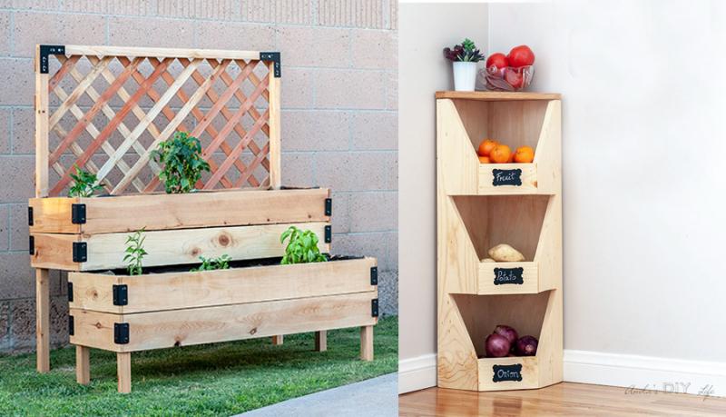 DIY-corner-potato-bin diy-raised-garden-bed