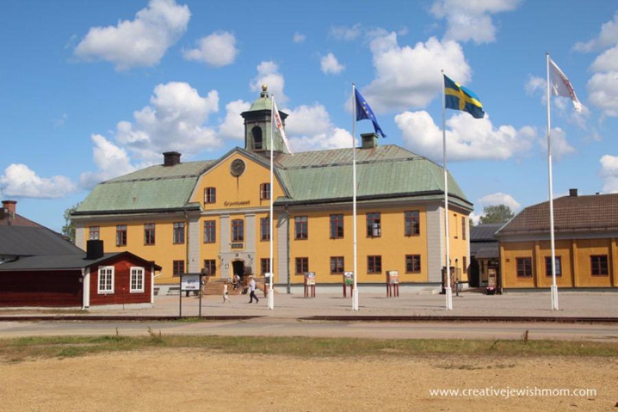 Sweden-Falun-Copper-Mine-Museum