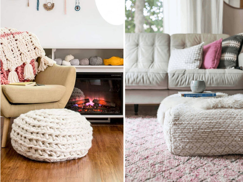 Single-Crochet-Pouf-giant-stitch