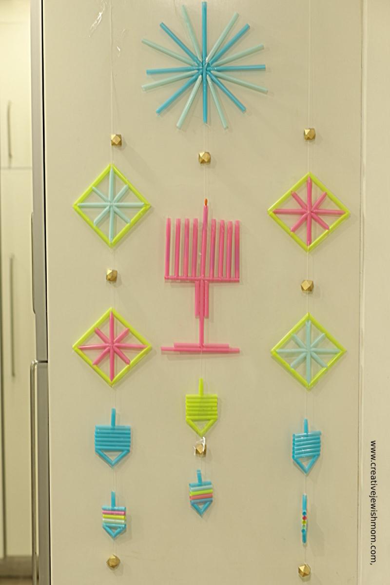 DIY-hanukkah-wall-hanging-craft
