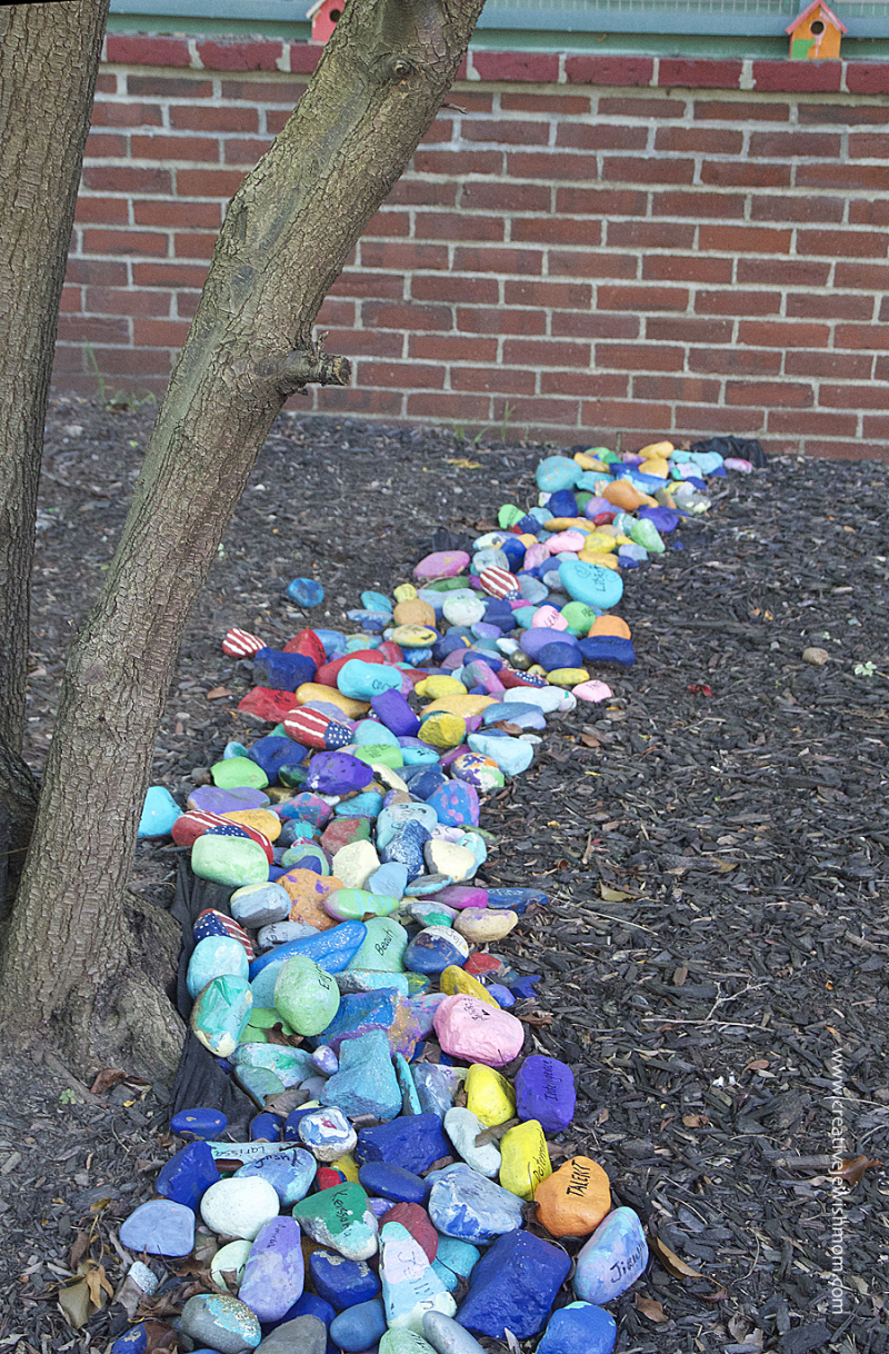 Painted-rock-community-project