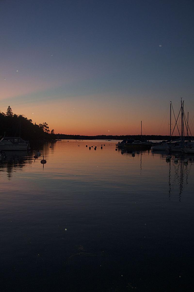 Swedish-summer-sunset-stockholm-archipelagos